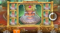 KING COLOSSUS Epic 16.000 € Win Free Games Mobile Slot
