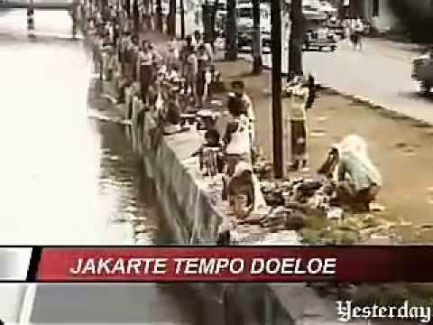 Jakarta, Indonesia, 1950