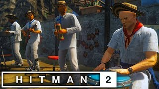 Hitman 2 #2 - Three-Headed Serpent
