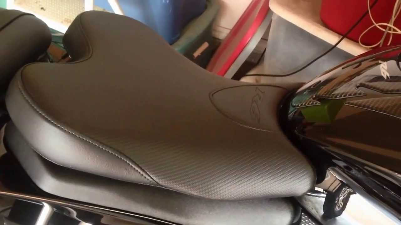 Yamaha R Comfort Seat