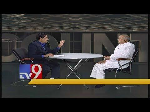 Jaipal Reddy in Encounter With Murali Krishna - TV9