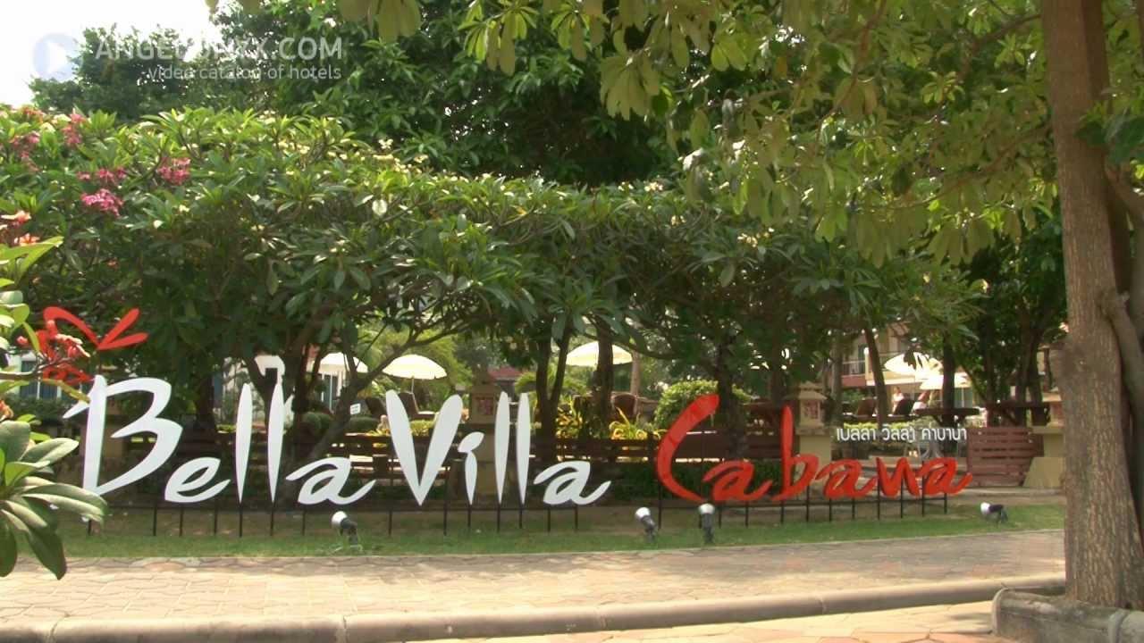 Bella Villa Cabana 3 Hotel Pattaya Thailand
