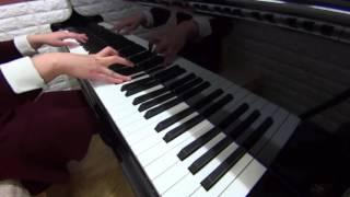 도깨비 OST - 찬열, 펀치 (CHANYEOL, PUNCH) - Stay With Me 피아노 - 고쌤사랑피아노