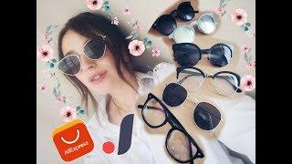 имиджевые очки с Aliexpress