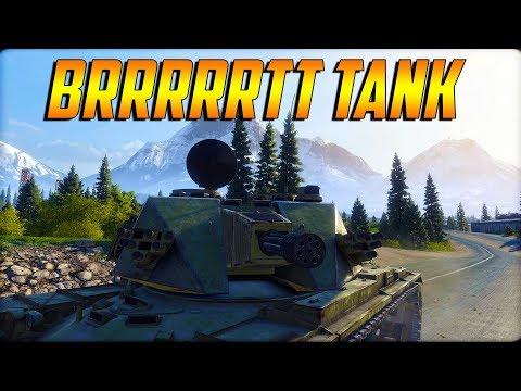 """BRRRRRTT Tank """"M48"""