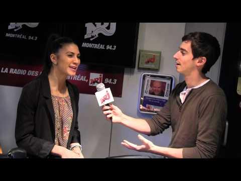 Tobie - Entrevue avec Kristina Maria