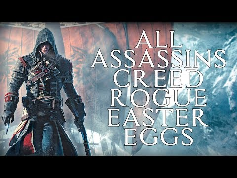 All Assassin's Creed: Rogue – Remastered Easter Eggs & Secrets