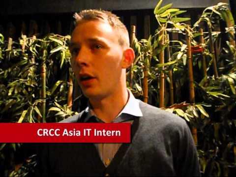 Meet Richard - Shanghai Internship | IT | CRCC Asia