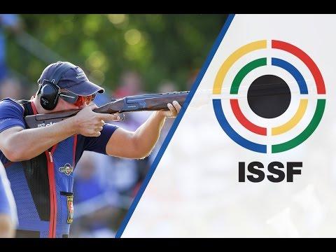 Finals Trap Men - 2015 ISSF Shotgun World Championship in Lonato (ITA)