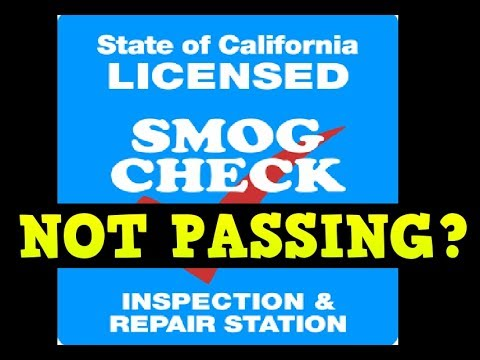 TOP 5 REASONS WHY YOUR CAR IS NOT PASSING SMOG