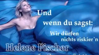 Helene Fischer: Im Reigen der Gefühle + lyrics
