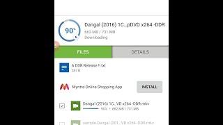 """How to download """"Dangal """" movie. रिलीज के दिन कोई भी मूवी कैसे डाउनलोड करे"""