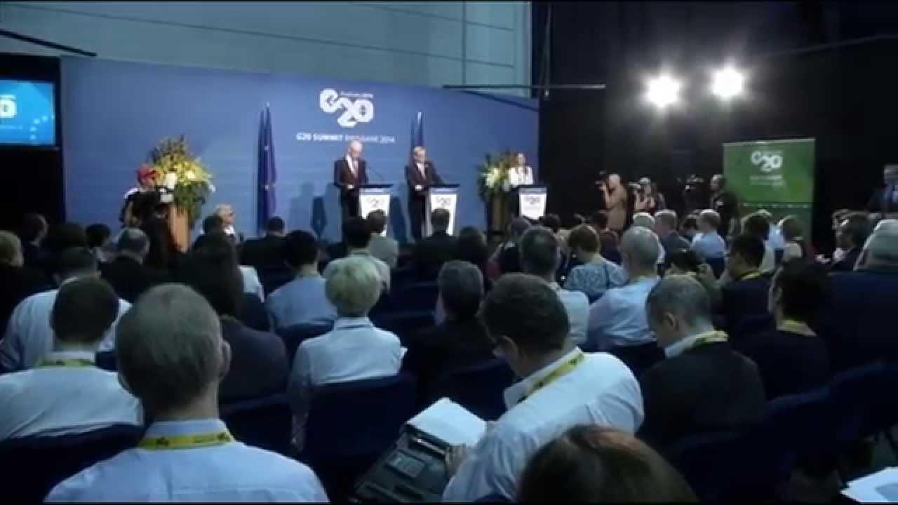 G20 Summit 2014