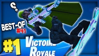 Il PARAIT que J'AI un AIMBOT... Best Of Live Fortnite #41