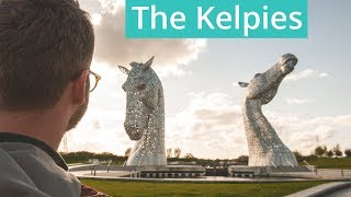 The Kelpies | Why were they built? | Travel Snaps