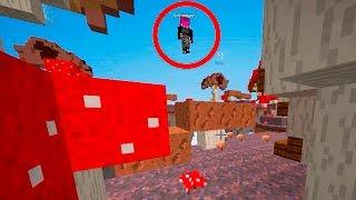 HACKERS VOLADORES!! SkyWars Minecraft