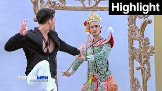 ใจเย็นนะพี่บอม | Highlight : The Face Men Thailand season 3 Ep.2-1