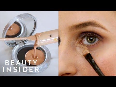 We Made A Full Face Of Custom Makeup thumbnail
