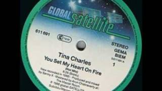 Tina Charles - A - You Set My Heart On Fire (Hot Mix)