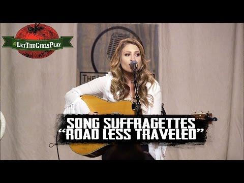 """#LetTheGirlsPlay: Lauren Alaina, """"Road Less Traveled"""""""