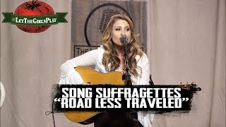 "#LetTheGirlsPlay: Lauren Alaina, ""Road Less Traveled"""