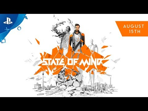 State of Mind – Story Trailer | PS4