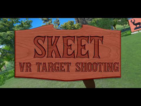 Skeet: VR Target Shooting - Oculus Touch Official Trailer