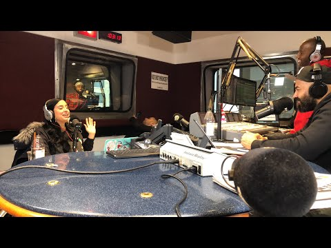Flashing Lights Live w/ Ebro in the Morning