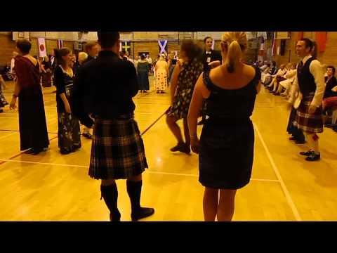 Eightsome Reel - Dunedin Summer School 10/11