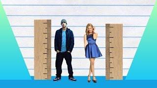 How Much Taller? - Eminem vs Ashley Benson!