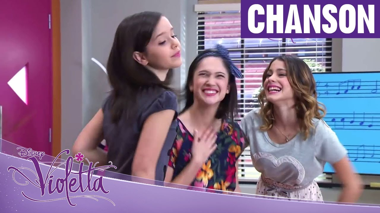 Violetta saison 2 en mi mundo pisode 32 version italienne exclusivit disney channel - Musique de violetta gratuit ...