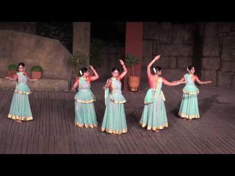 Hey Ganaraya by Jhumpa Chakraborty's Leelangika, 50th World Dance Congress,Athens,July 2017.