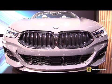 2019 BMW M850i Cabriolet - Exterior and Interior Walkaround - Debut at 2018 LA Auto Show