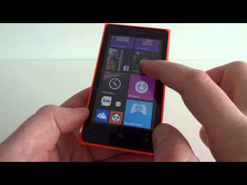 Microsoft Lumia 532 Dual SIM hands on