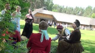 ATŠTAUKAS (Janu ieligosana brivdabas muzeja Riga 16.06.2012)