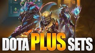 Dota 2 New Dota Plus Sets (26/09/19)