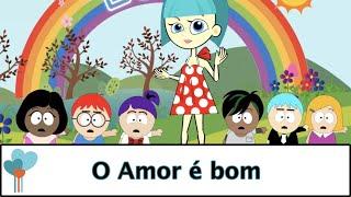Video Prevençao ao Abuso Sexual Infantil. - O Amor é bom - Meu Corpo é Meu Corpo - Portuguese