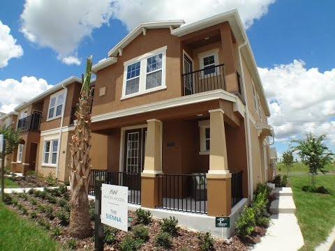 Hamlin Reserve by Ashton Woods - Sienna Model - Winter Garden New Townhomes