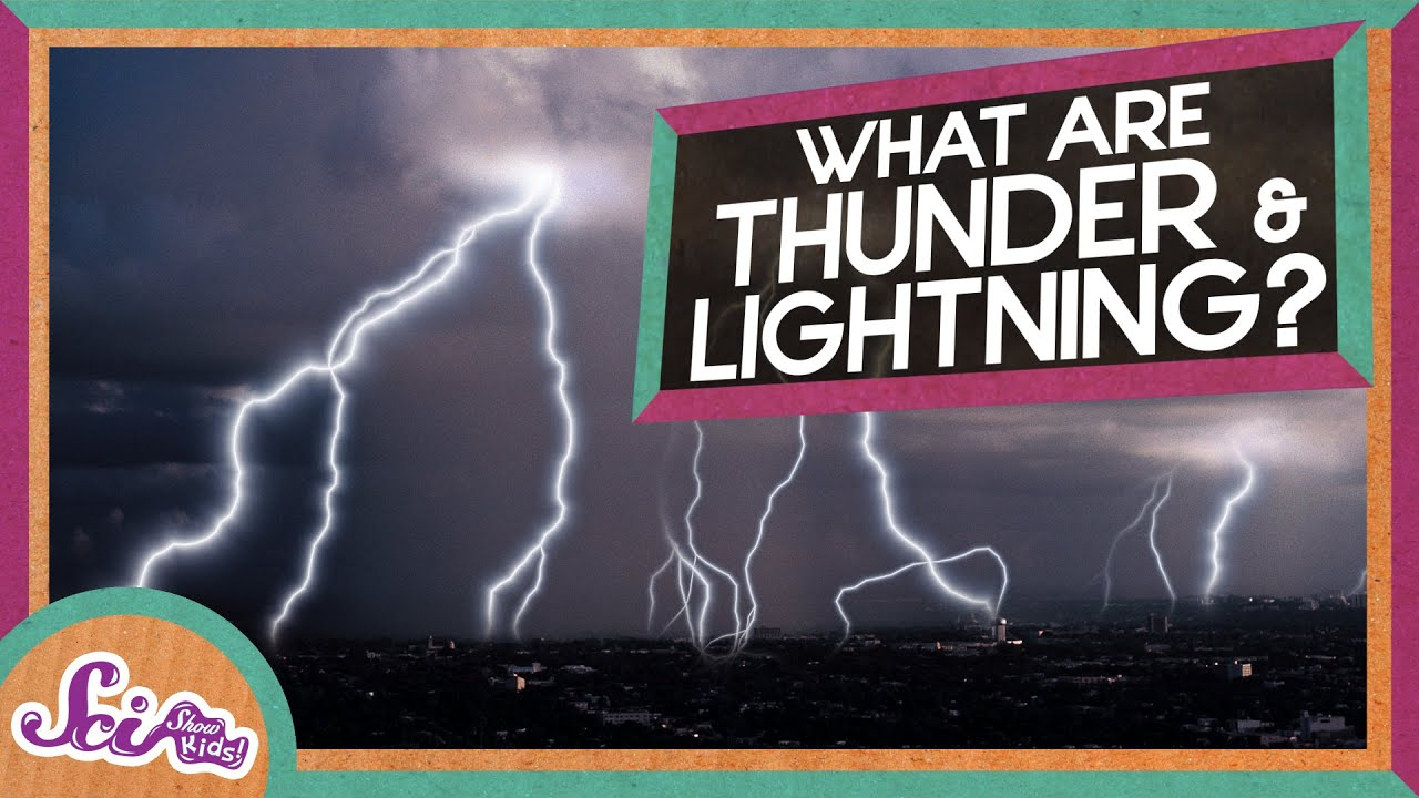 hight resolution of lightning the water cycle diagram