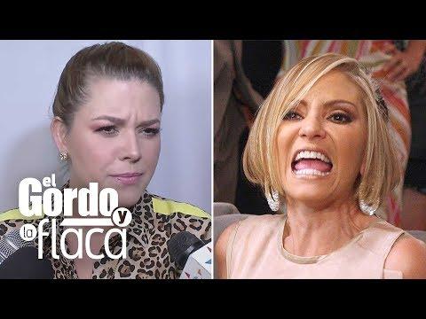Alicia Machado se despacha contra Daniela Castro frente a las cámaras | GYF