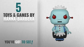 Top 10 Hanna-Barbera Toys & Games [2018]: Funko Pop Animation: Hanna Barbera-Jetsons-Rosie