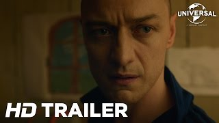 Split Official Trailer 2 (Universal Pictures) HD
