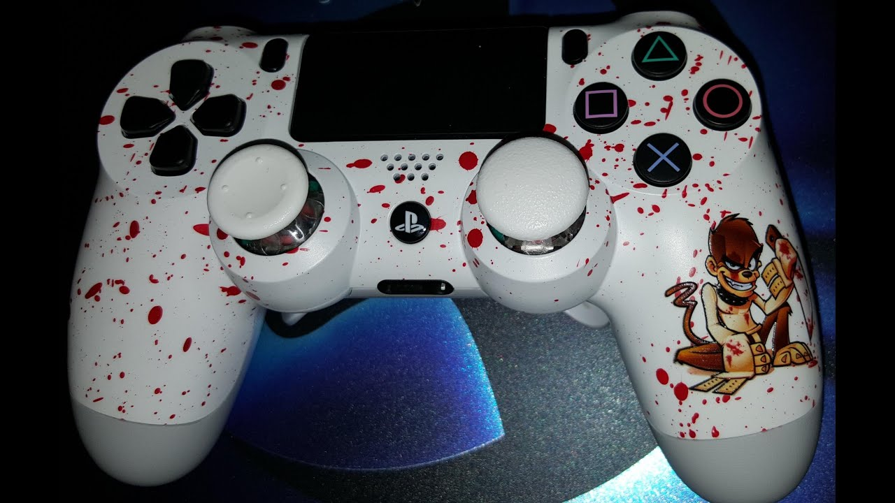 la manette ps4 de lasalle coute 300 youtube