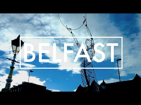Travel Diary || Belfast