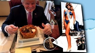 Photo Of Marla Maples In Bikini Spotted In Donald Trump Taco Bowl Tweet
