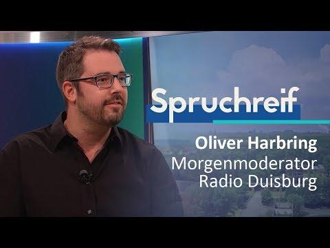 SPRUCHREIF | OLIVER HARBRING | MORGENMODERATOR RADIO DUISBURG
