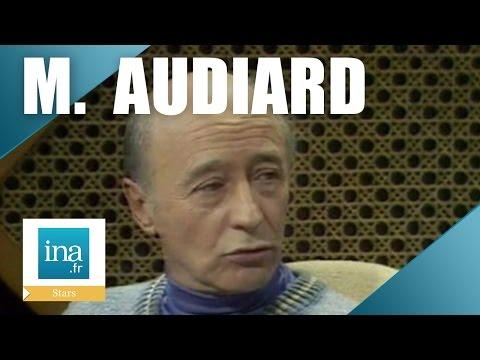 "Michel Audiard ""Gabin et Belmondo parlent Audiard""   Archive INA"