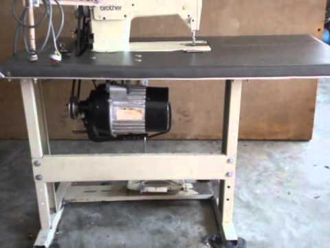 Venta de máquina recta de coser brother DB2-B755-5A MARK