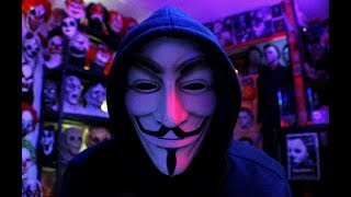 Wearing My (Guy Fawkes/Anonymous/Vendetta Mask) Subscriber Requested Video
