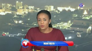 THE 6PM NEWS WEDNESDAY JULY 17th 2018 EQUINOXE TV